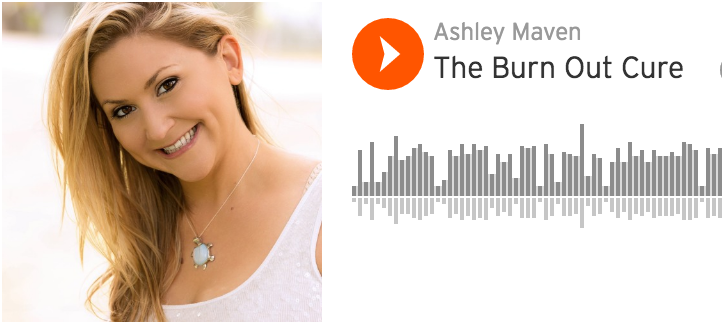The Burn Out Cure (free audio)
