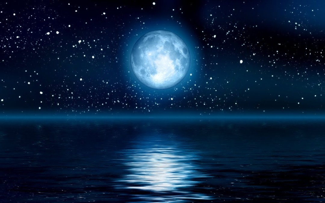 Once in a Blue Moon is tomorrow….