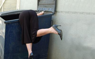 Emotionally Dumpster Diving